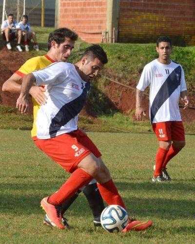 Guaraní venció a Sarmiento en su primer amistoso
