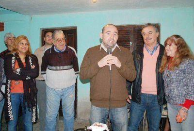 La Banda: Chabay Ruiz y Pablo Mirolo recorrieron diversos barrios