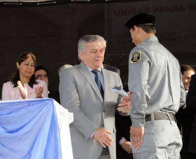 El Intendente de la Capital participó de los actos por el Día del Agente Penitenciario