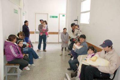 Chubut declaró la emergencia sanitaria en la zona sur por los casos de bronquiolitis