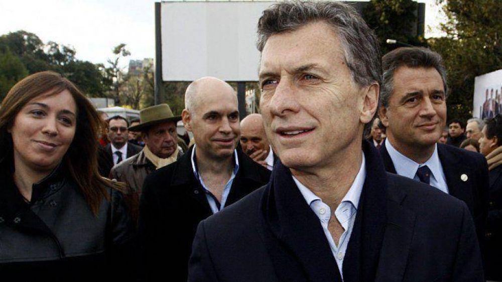 En la inauguración de La Rural, Macri señaló que