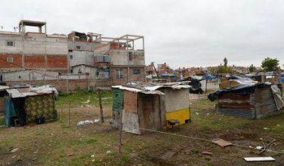 Quieren urbanizar el barrio