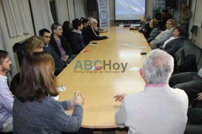 El socialismo y el Gen comenzaron a trabajar en Tandil por la candidatura de Hermes Binner 2015