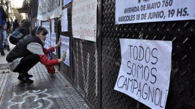 La oposición celebró la restitución del fiscal Campagnoli y apuntó contra el Gobierno