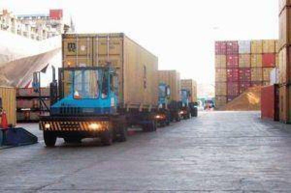 Portuarios levantan la huelga que paralizaba la exportación de granos