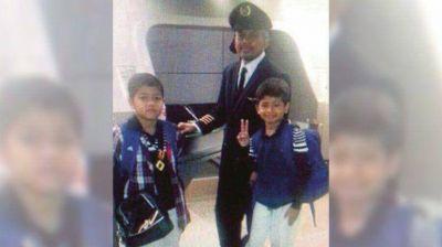El último whatsapp del capitán del MH17 a su esposa: