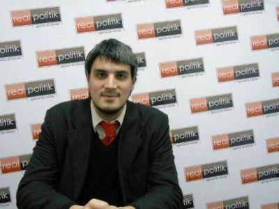 """Jerónimo Galán, del Grupo San Martín: """"Más que hablar de candidaturas hay que hablar de proyectos políticos"""""""