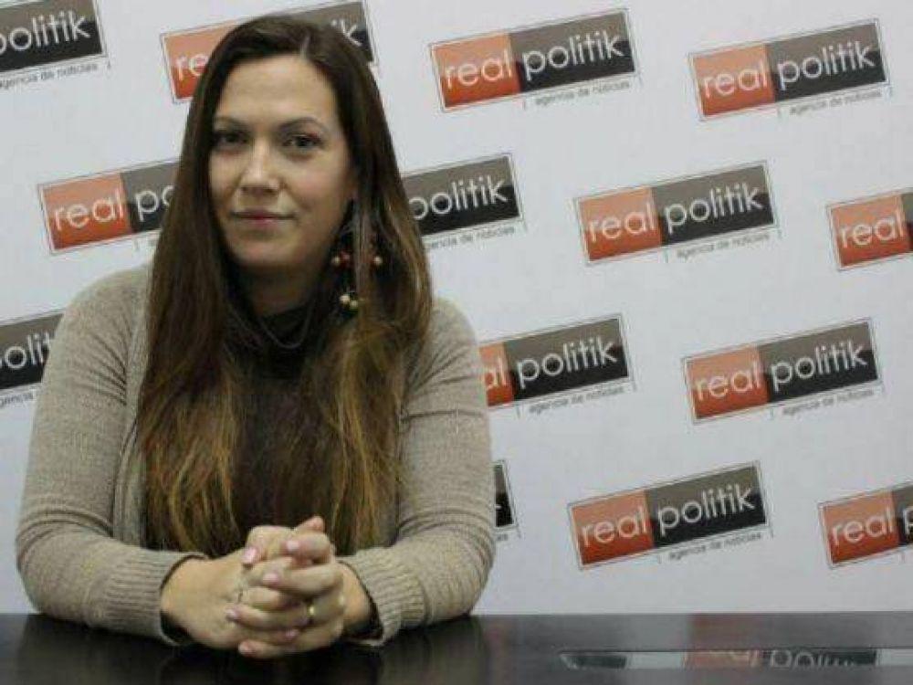 """Lidia Badía, sobre la falta de auxiliares docentes: """"Tarde o temprano el servicio se va a ver excedido"""""""