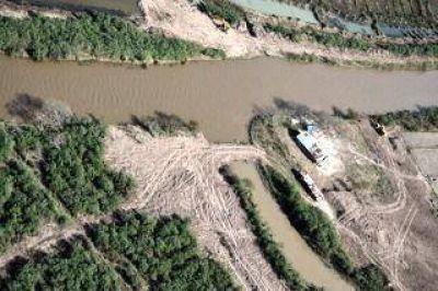 Creció el río Paraná a 5,49 mts en Santa Fe, pero se redujo el número de evacuados