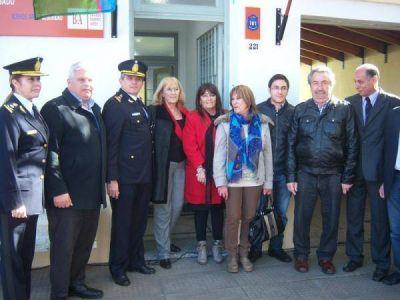 Fue inaugurada la Comisaría de la Mujer y la Familia