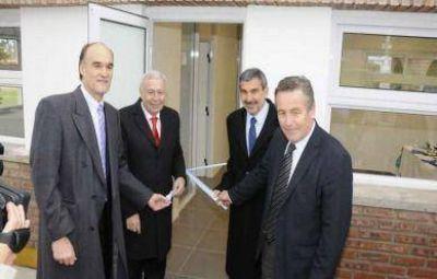 El presidente del Conicet inaugur� en el Campus el nuevo Centro Cient�fico Tecnol�gico de Tandil