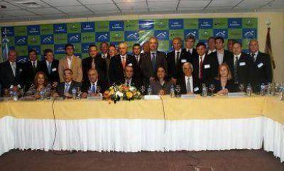 Entre R�os estuvo presente en la Asamblea del Consejo Nacional de la Vivienda