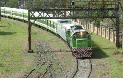 Ferroviarios piden inversi�n