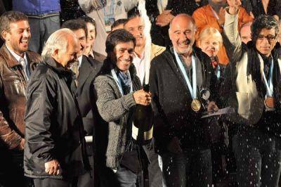 BIenal: El francés Thierry Ferreira obtuvo el premio mayor