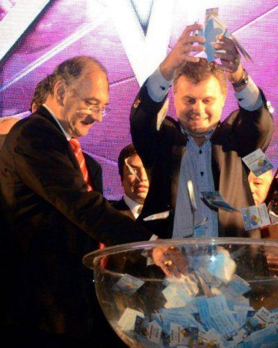 Un resistenciano fue el ganador de la camioneta del Bono del Cincuentenario de Lotería Chaqueña