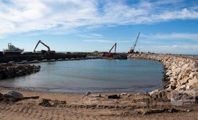 Ya se destinaron $ 500 millones para la obra del emisario submarino