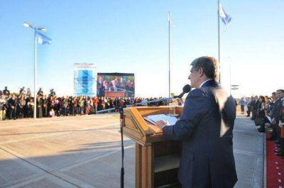Quedó inaugurado el Complejo Penitenciario Pampa de las Salinas
