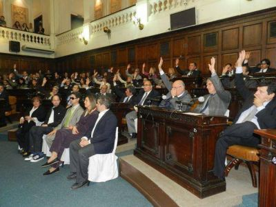 Duermen en la Legislatura Mendocina más de 100 proyectos de ley
