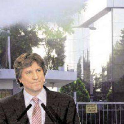 Otro escándalo de Boudou pasa por La Plata
