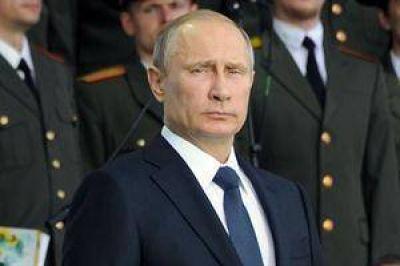 Vladimir Putin, sobre el vuelo MH17:
