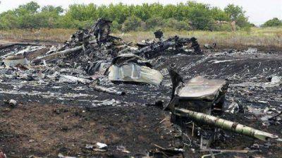 Rescatan 251 cadáveres del avión caído en Ucrania
