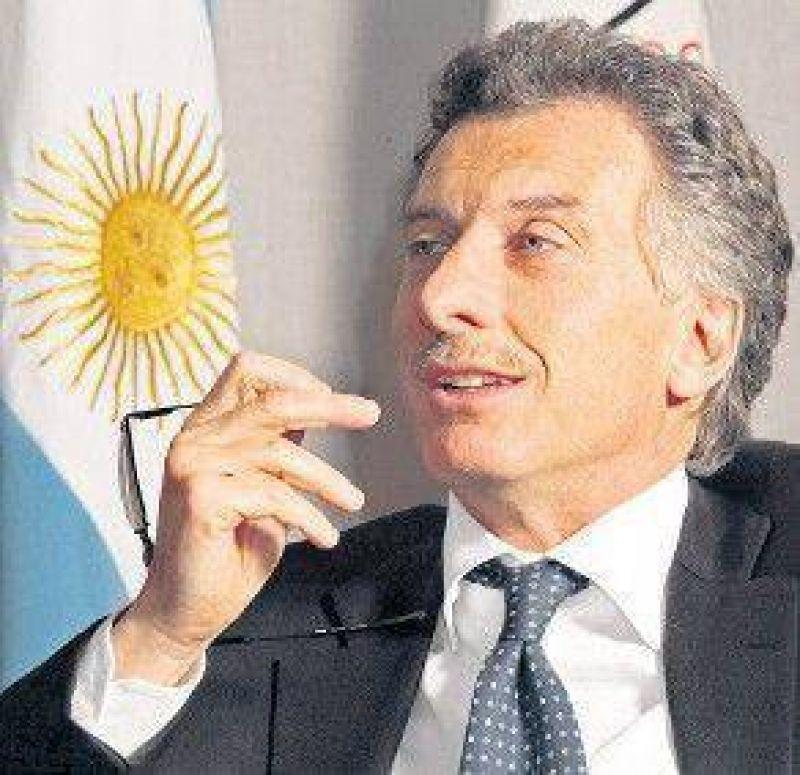 """Macri: """"Hoy me siento m�s cerca del peronismo"""""""