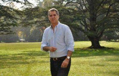 """El """"Topo"""" Rodríguez acelerará las gestiones para declarar en Tandil la emergencia agropecuaria"""