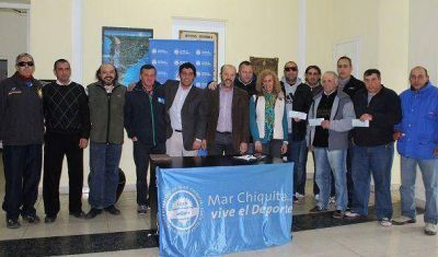 Mar Chiquita: EL MUNICIPIO ENTREGÓ SUBSIDIOS A CLUBES LOCALES