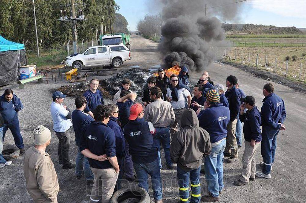 Dictaron la conciliación obligatoria por el conflicto en Piatti