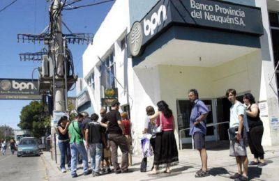 Preocupa la falta de dinero en los cajeros automáticos del BPN