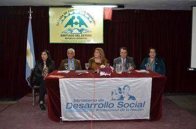 Se realizó la apertura del Encuentro de Economía Social