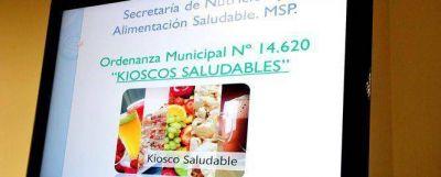 "Doce escuelas tendrán ""Kioscos Saludables"""