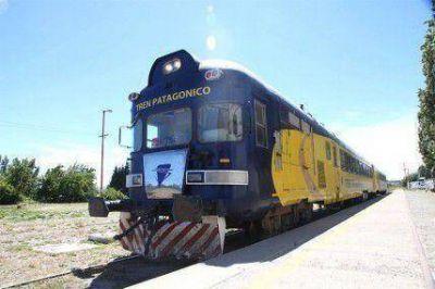 Más de 2.700 personas eligieron el tren en temporada de invierno