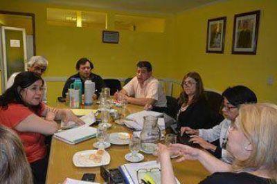 ADOSAC y CPE se reunieron en paritaria laboral