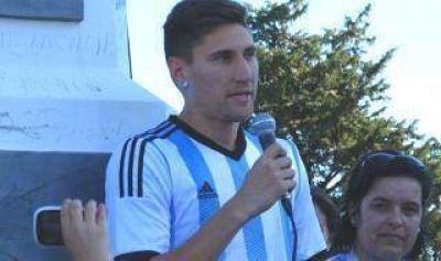 Carlos Tejedor: Federico Fern�ndez fue declarado