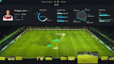 El arma tecnológica secreta que usó Alemania para ganar el Mundial
