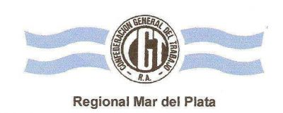 Visita de ministro Carlos Tomada a la CGT Seccional Mar del Plata
