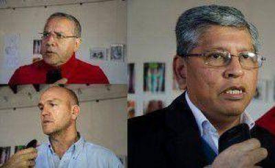 Funcionarios del municipio capitalino realizaron declaraciones sobre la medida de fuerza impuesta por el SEOM