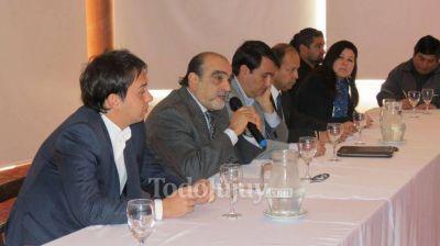 Reunión entre representantes de obras sociales para analizar el servicio
