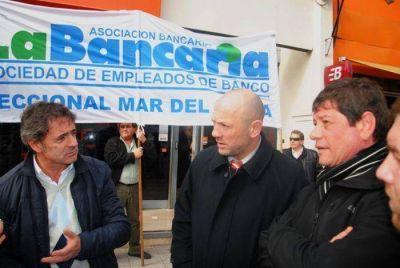 Satisfacción por la reincorporación de los bancarios despedidos en Tucumán
