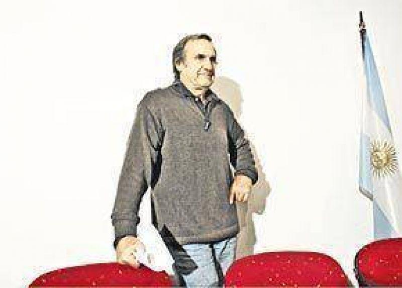 """Reutemann: """"La designación de Scioli en el PJ es un paso adelante"""""""