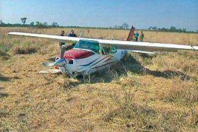 GPS narco situó una carga de cocaína en una pista clandestina de Nueva Esperanza