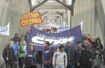 Mañana habrá cortes en el puente Neuquén-Cipolletti