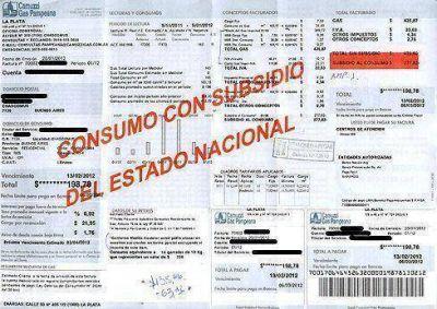 HAY SECTORES SOCIALES QUE PODRÁN MANTENER EL SUBSIDIO DE GAS