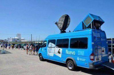 El diputado Silva Alpa anunció los móviles del DNI en Trenque Lauquen