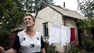 Horror en Ucrania: