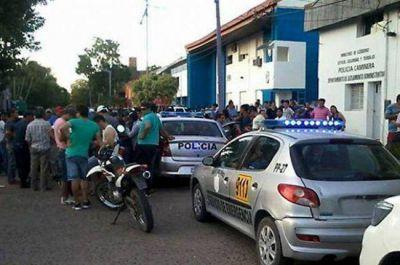 Sedici�n policial en Chaco: declaran la incompetencia de la justicia federal