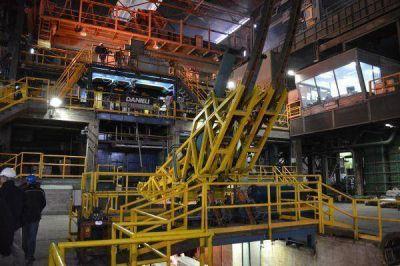 Desmienten vaciamiento de Aceros Zapla y aseguran que se mantendrán niveles de producción y empleo