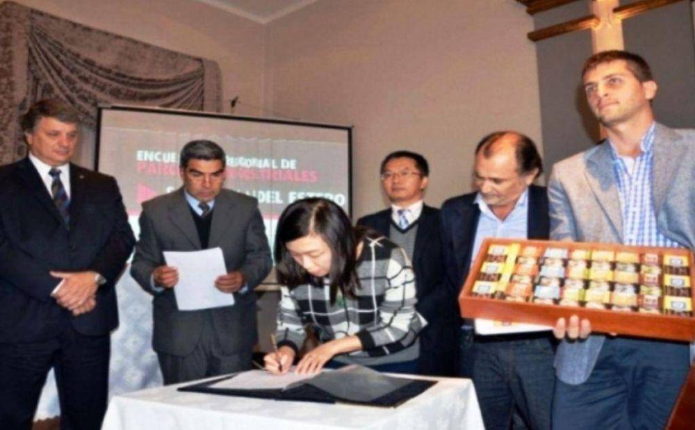 Funcionarios jujeños participaron del foro empresarial Argentino-Chino