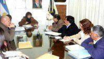 Gelmetti se reunió con representantes del CEDEMS